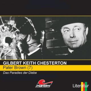 Gilbert Keith Chesterton: Pater Brown, Folge 7: Das Paradies der Diebe