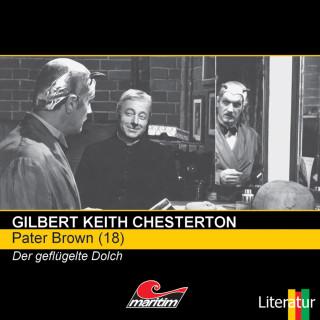 Gilbert Keith Chesterton: Pater Brown, Folge 18: Der geflügelte Dolch