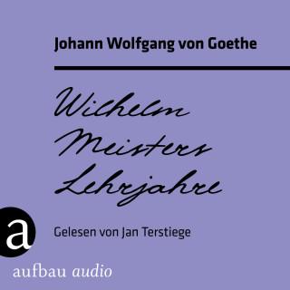 Johann Wolfgang von Goethe: Wilhelm Meisters Lehrjahre (Ungekürzt)