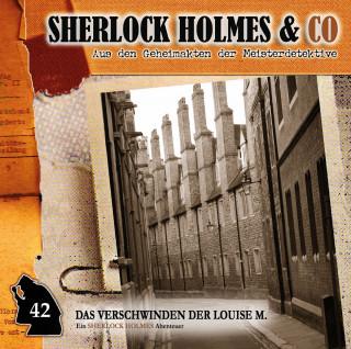 Willis Grandt: Sherlock Holmes & Co, Folge 42: Das Verschwinden der Louise M., Episode 2