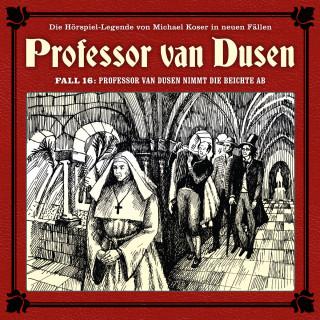 Marc Freund: Professor van Dusen, Die neuen Fälle, Fall 16: Professor van Dusen nimmt die Beichte ab