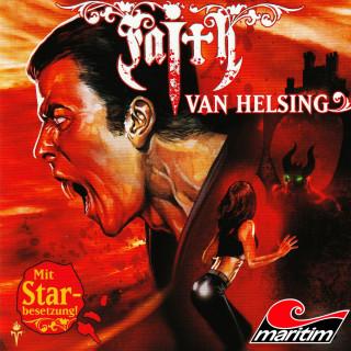 Simeon Hrissomallis: Faith - The Van Helsing Chronicles, Folge 18: König der Nacht