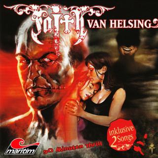 Simeon Hrissomallis: Faith - The Van Helsing Chronicles, Folge 19: Monsterbrut