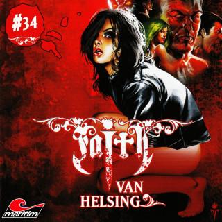 Simeon Hrissomallis: Faith - The Van Helsing Chronicles, Folge 34: Gefangen in der Psychoklinik