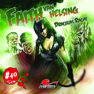 Simeon Hrissomallis: Faith - The Van Helsing Chronicles, Folge 40: Draculas Rache