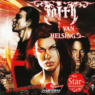 Simeon Hrissomallis: Faith - The Van Helsing Chronicles, Folge 21: Goldene Dämmerung