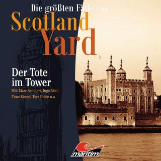 Paul Burghardt: Die größten Fälle von Scotland Yard, Folge 27: Der Tote im Tower