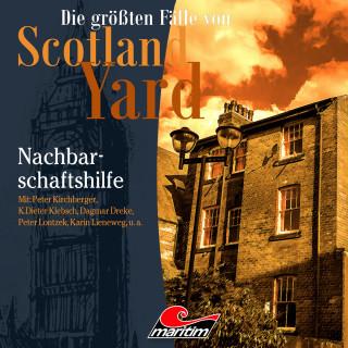 Markus Duschek: Die größten Fälle von Scotland Yard, Folge 32: Nachbarschaftshilfe