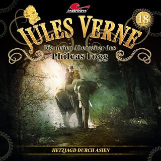 Markus Topf, Dominik Ahrens: Jules Verne, Die neuen Abenteuer des Phileas Fogg, Folge 18: Hetzjagd durch Asien