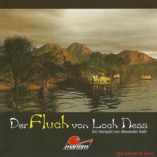 Alexander Kath: Die schwarze Serie, Folge 3: Der Fluch von Loch Ness