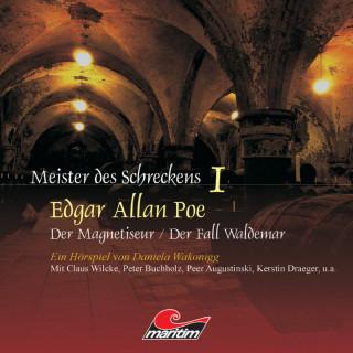 Edgar Allan Poe, Daniela Wakonigg: Meister des Schreckens, Folge 1: Der Magnetiseur / Der Fall Waldemar