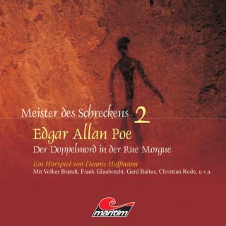 Edgar Allan Poe, Dennis Hoffmann: Meister des Schreckens, Folge 2: Der Doppelmord in der Rue Morgue