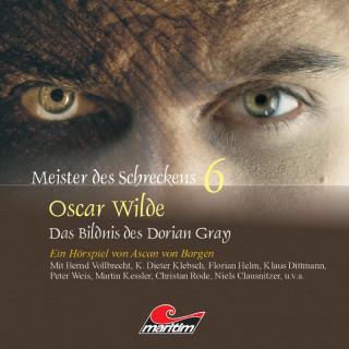 Oscar Wilde, Ascan von Bargen: Meister des Schreckens, Folge 6: Das Bildnis des Dorian Gray