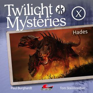 Paul Burghardt, Tom Steinbrecher: Twilight Mysteries, Die neuen Folgen, Folge 10: Hades