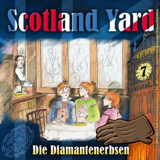 Wolfgang Pauls: Scotland Yard, Folge 7: Die Diamantenerbsen
