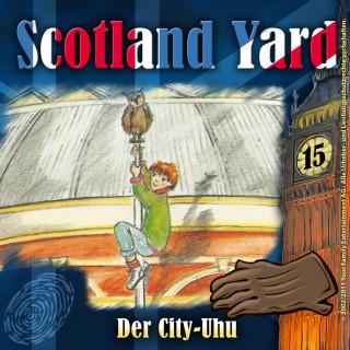 Wolfgang Pauls: Scotland Yard, Folge 15: Der City-Uhu