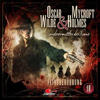 Jonas Maas: Oscar Wilde & Mycroft Holmes, Sonderermittler der Krone, Folge 18: Feindberührung
