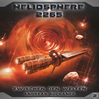 Andreas Suchanek: Heliosphere 2265, Folge 2: Zwischen den Welten