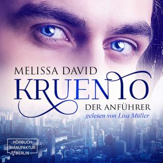 Melissa David: Der Anführer - Kruento, Band 1 (Ungekürzt)