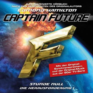 Edmond Hamilton: Captain Future, Die Herausforderung, Folge 1: Stunde Null