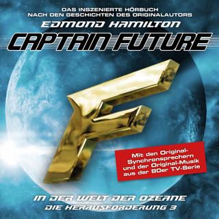 Edmond Hamilton: Captain Future, Die Herausforderung, Folge 3: In der Welt der Ozeane
