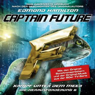 Edmond Hamilton: Captain Future, Die Herausforderung, Folge 6: Kampf unter dem Meer