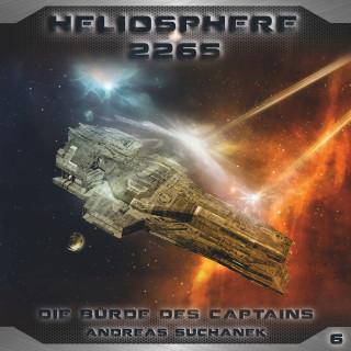 Andreas Suchanek: Heliosphere 2265, Folge 6: Die Bürde des Captains