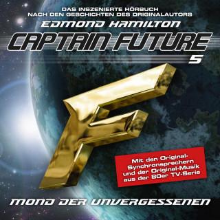 Edmond Hamilton: Captain Future, Folge 5: Mond der Unvergessenen - nach Edmond Hamilton