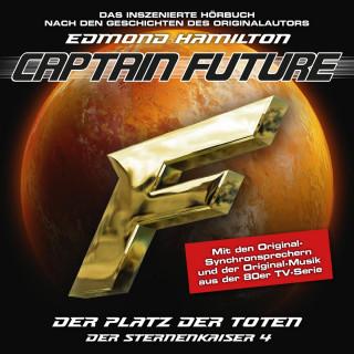 Edmond Hamilton: Captain Future, Der Sternenkaiser, Folge 4: Der Platz der Toten