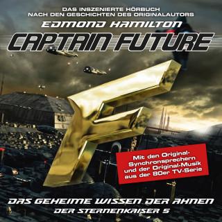 Edmond Hamilton: Captain Future, Der Sternenkaiser, Folge 5: Das geheime Wissen der Ahnen