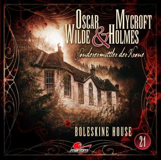 Oscar Wilde, Jonas Maas: Oscar Wilde & Mycroft Holmes, Sonderermittler der Krone, Folge 21: Boleskine House