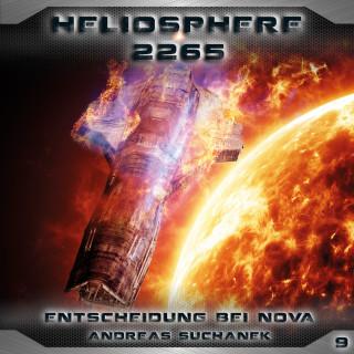 Andreas Suchanek: Heliosphere 2265, Folge 9: Entscheidung bei NOVA