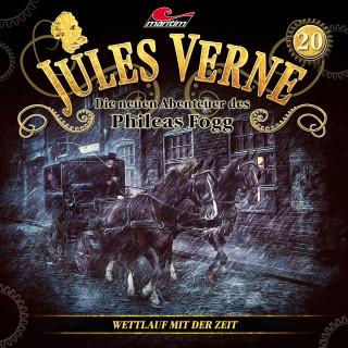 Markus Topf, Dominik Ahrens: Jules Verne, Die neuen Abenteuer des Phileas Fogg, Folge 20: Wettlauf mit der Zeit