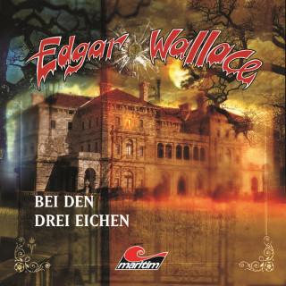 Edgar Wallace, Mik Berger: Edgar Wallace, Folge 14: Bei den drei Eichen
