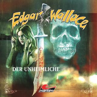 Edgar Wallace, Mik Berger: Edgar Wallace, Folge 15: Der Unheimliche