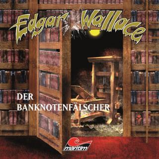 Edgar Wallace, Mik Berger: Edgar Wallace, Folge 16: Der Banknotenfälscher