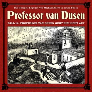 Marc Freund: Professor van Dusen, Die neuen Fälle, Fall 14: Professor van Dusen geht ein Licht auf