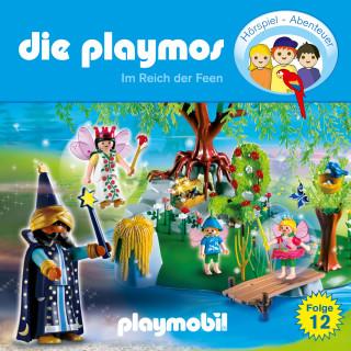 Simon X. Rost, Florian Fickel: Die Playmos - Das Original Playmobil Hörspiel, Folge 12: Im Reich der Feen