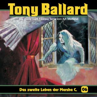 A. F. Morland, Thomas Birker, Alex Streb: Tony Ballard, Folge 6: Das zweite Leben der Marsha C.