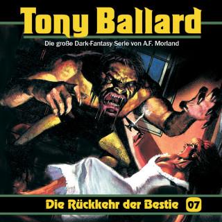 A. F. Morland, Thomas Birker, Alex Streb: Tony Ballard, Folge 7: Die Rückkehr der Bestie