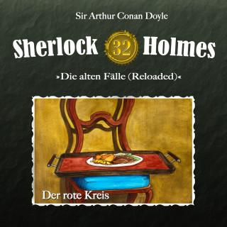 Arthur Conan Doyle: Sherlock Holmes, Die alten Fälle (Reloaded), Fall 32: Der rote Kreis