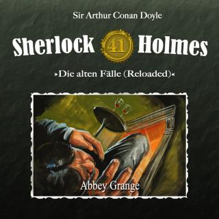 Arthur Conan Doyle: Sherlock Holmes, Die alten Fälle (Reloaded), Fall 41: Abbey Grange