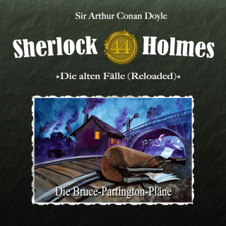 Arthur Conan Doyle: Sherlock Holmes, Die alten Fälle (Reloaded), Fall 44: Die Bruce-Partington-Pläne