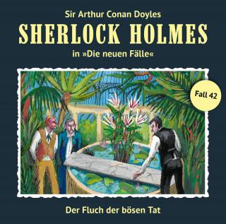 Andreas Masuth: Sherlock Holmes, Die neuen Fälle, Fall 42: Der Fluch der bösen Tat