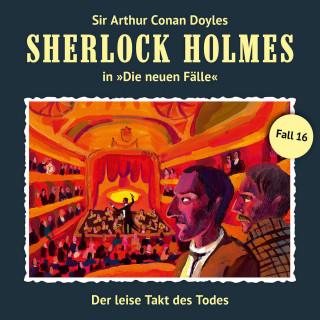 Andreas Masuth: Sherlock Holmes, Die neuen Fälle, Fall 16: Der leise Takt des Todes