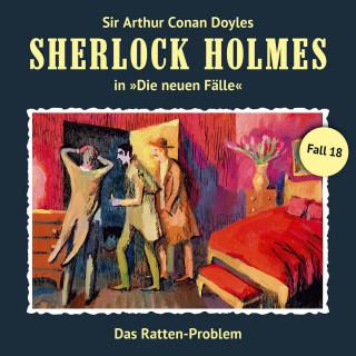 Andreas Masuth: Sherlock Holmes, Die neuen Fälle, Fall 18: Das Ratten-Problem