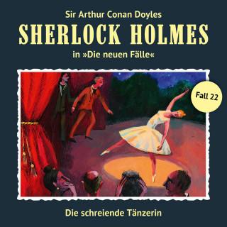 Peter Krüger: Sherlock Holmes, Die neuen Fälle, Fall 22: Die schreiende Tänzerin