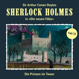 Andreas Masuth: Sherlock Holmes, Die neuen Fälle, Fall 23: Die Prinzen im Tower