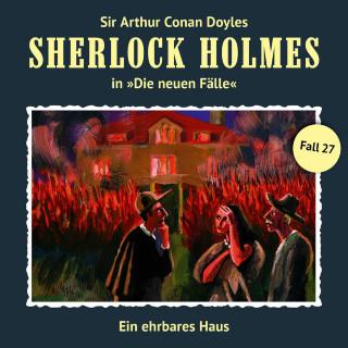Andreas Masuth: Sherlock Holmes, Die neuen Fälle, Fall 27: Ein ehrbares Haus
