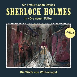 Peter Krüger: Sherlock Holmes, Die neuen Fälle, Fall 33: Die Wölfe von Whitechapel